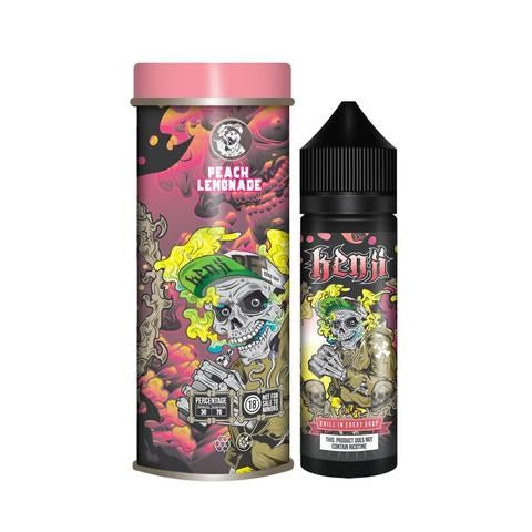 Kenji - Peach Lemonade - 60mls | MorningtonVapes