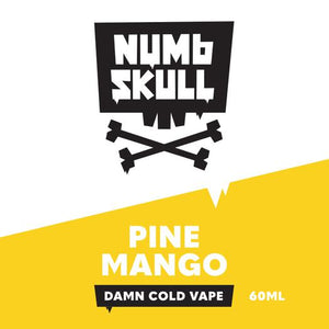 Numbskull -  Pine Mango (60mls) | MorningtonVapes