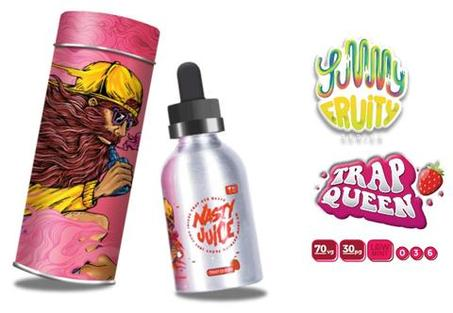 Nasty Juice - Yummy - Trap Queen - 60mls | MorningtonVapes