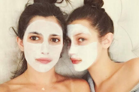 Celebrity Clay Mask