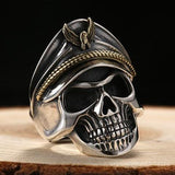 Captain Skull Ring *Limited Edition* - Rebel Heat