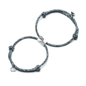 Cool Magnetic Love Bracelet For Couples - Rebel Heat