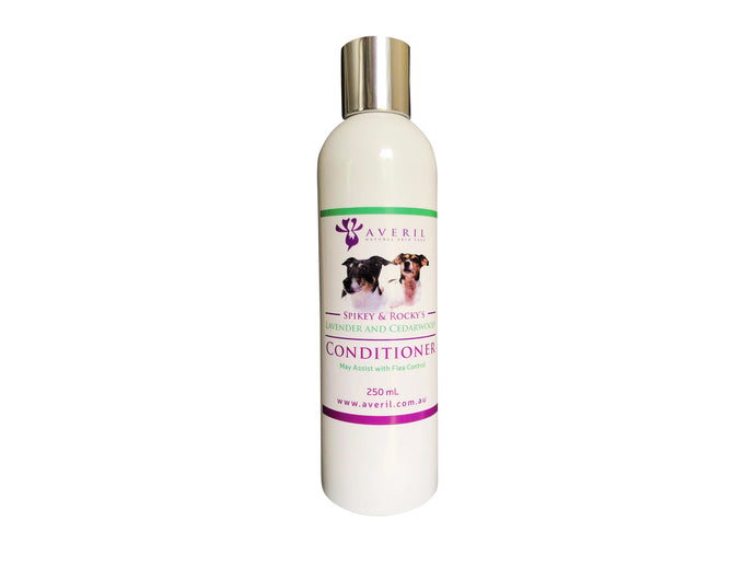 Spikey and Rocky's Lavender and Cedarwood Conditioner