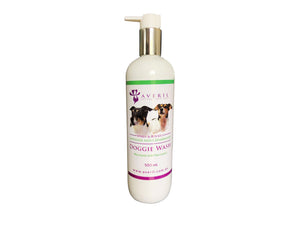 Spikey and Rocky's Lavender and Cedarwood Doggie Wash 500 ml