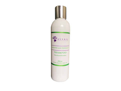 Averil Lavender and Peppermint Shampoo (Relaxing and Refreshing)