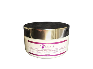 Patchouli, Lavender and Cedarwood Treatment Cream