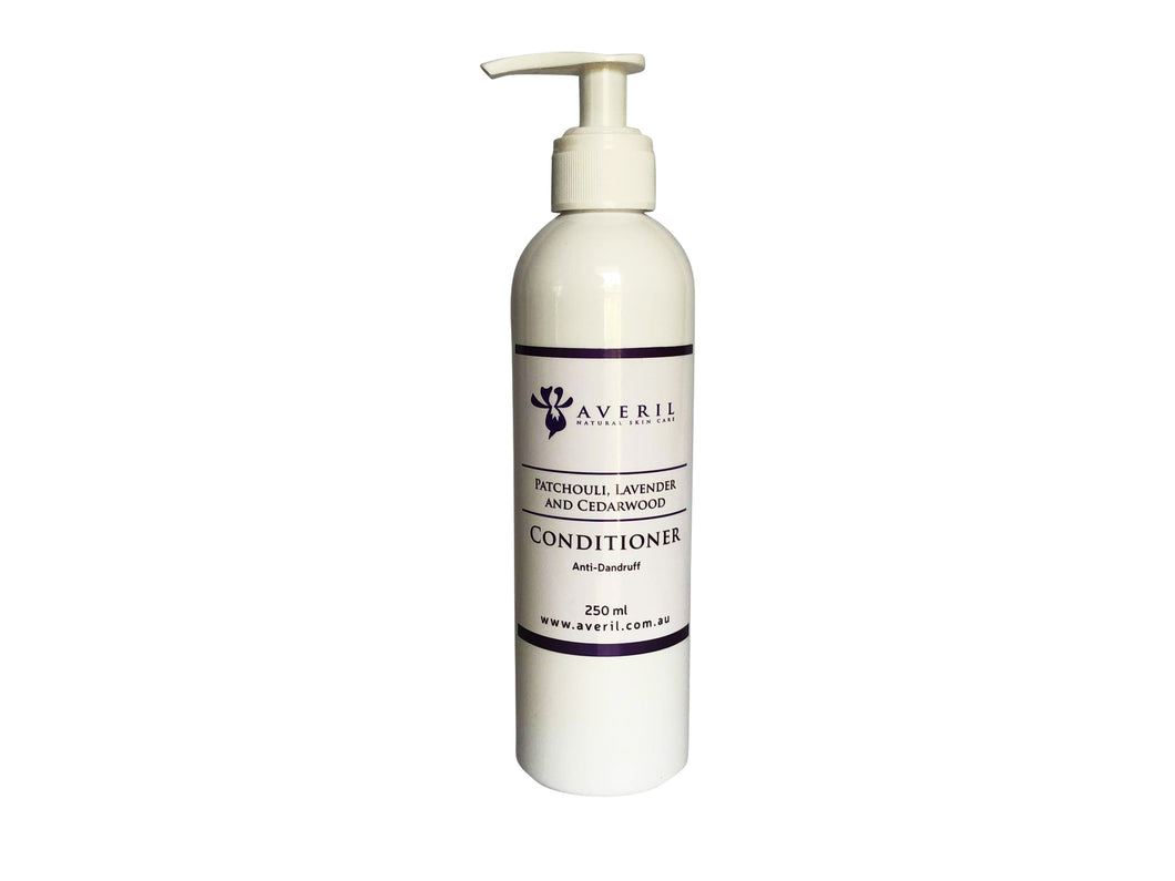 Patchouli, Lavender and Cedarwood Conditioner (Anti-Dandruff)