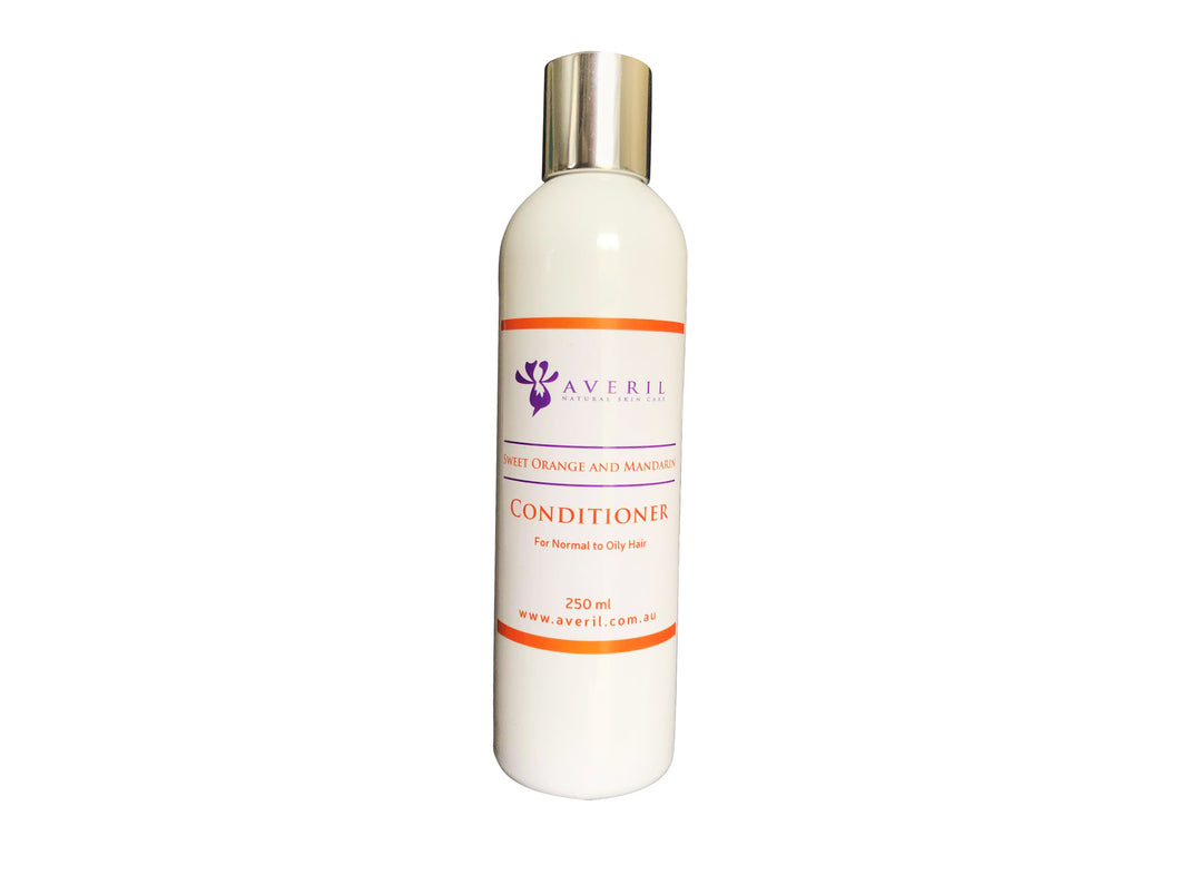 Sweet Orange and Mandarin Conditioner (Normal to Oily Skin and Hair)