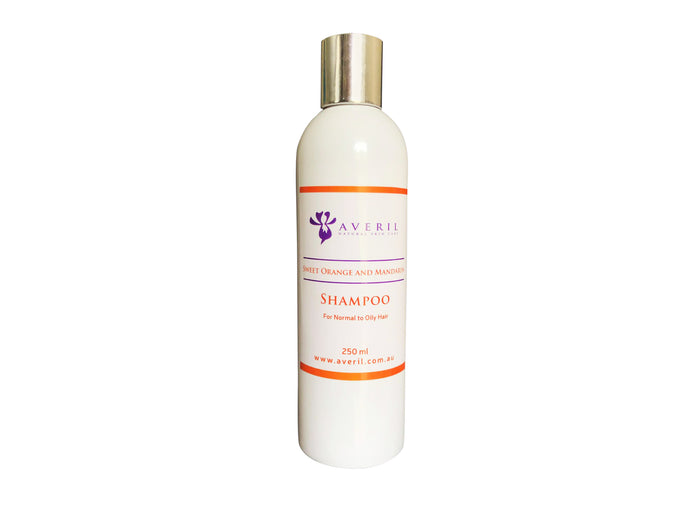 Averil Sweet Orange and Mandarin Shampoo  (Normal to Oily Hair)