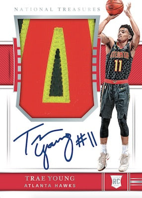 2018-19 Panini National Treasures Basketball Random Tiers #1 ***FRIDAY***