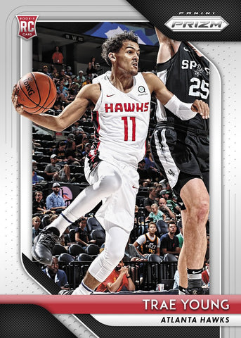 2018-19 Panini Prizm Retail Basketball 5-Box PYT #1