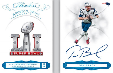 2018 Panini Flawless Football 1-Briefcase PYT #2 ***RELEASES 4/17***
