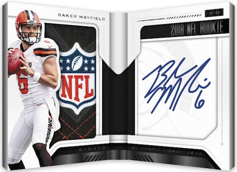 2018 Panini Playbook Football 8-Box Case PYT #2