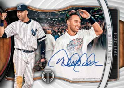 2018 Topps Tribute Baseball 3-Box Half-Case Random Teams #3