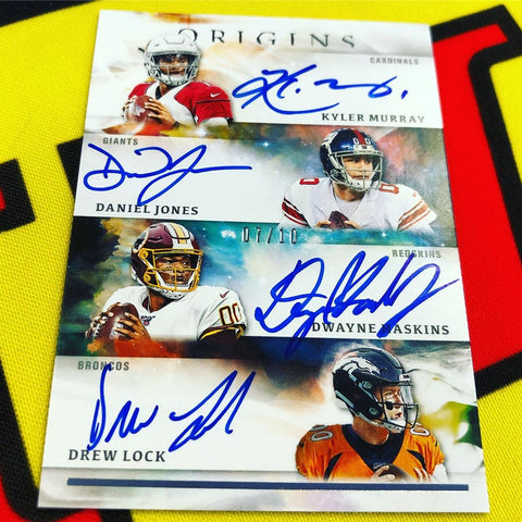 2019 Panini Origins Football PYT #1 ***RELEASES 8/21***