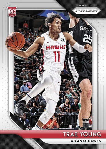 2018-19 Panini Prizm Basketball Retail 10-Box Half-Case PYT #6