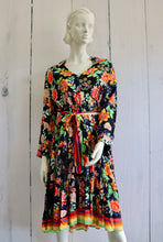 High Low Dress - Floral