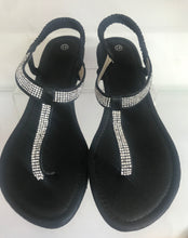 Black Bling Shoe