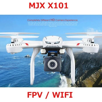 Latest High tech grey quadcopter drone x101