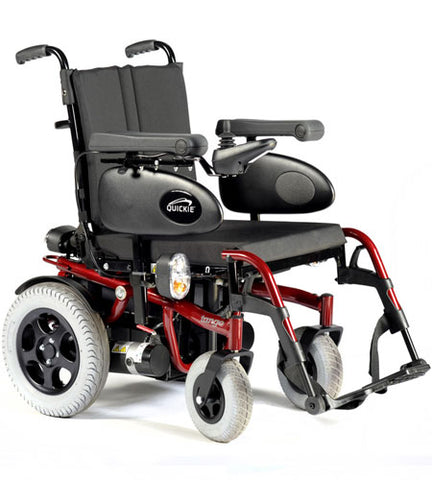 Power chairs and power packs
