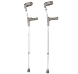 Anatomic Grip Crutches