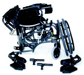 Karma Heavy Duty Martin Wheelchair
