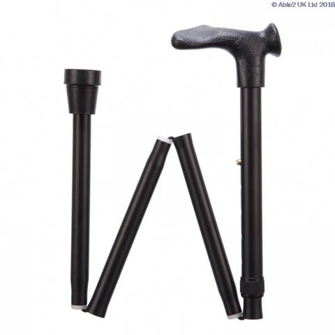 Folding Walking Sticks - Comfort Grip