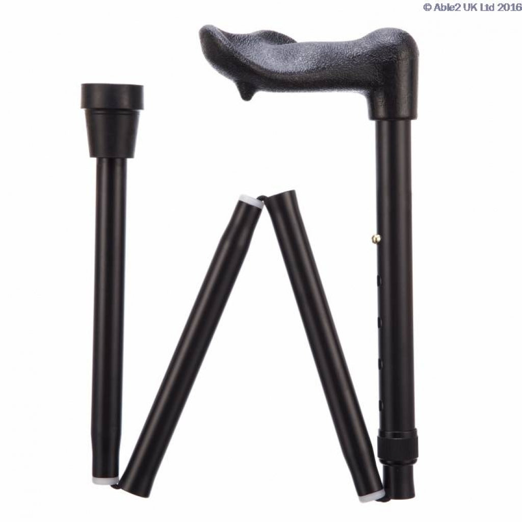 Ergonomic Grip Cane/Stick (Folding)