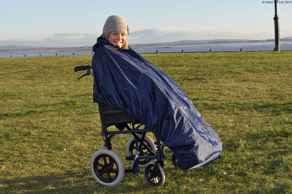 Splash Deluxe Wheelchair Mac Unsleeved (Lined)