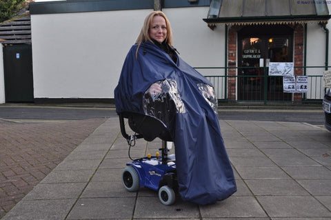 Wet Weather Wear - Powerchair