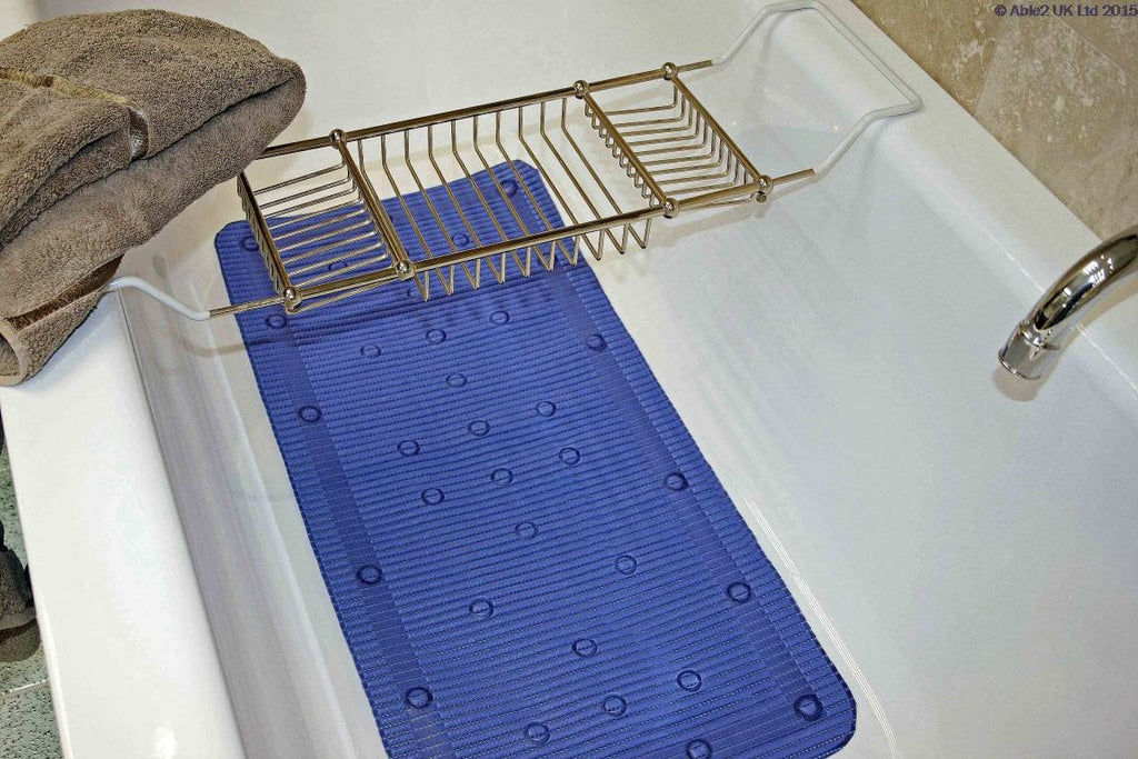 StayPut Anti-Microbial Anti-Slip Bath Mat