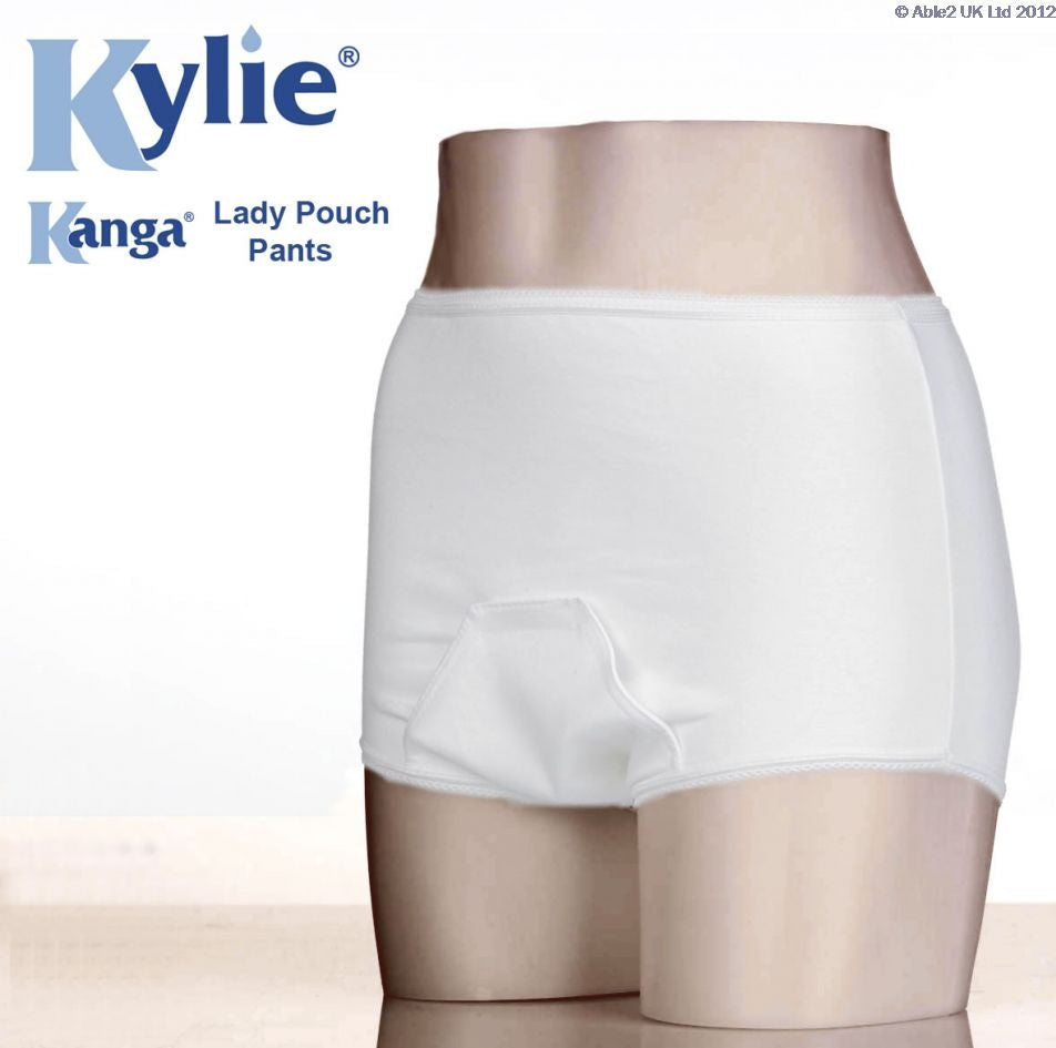 Kanga Lady Pouch Pants