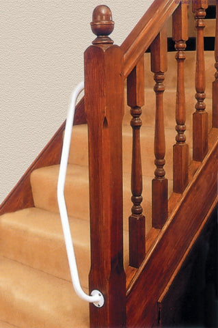 Newel Rail - Left