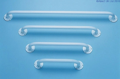 Plastic Coated Steel Grab Bar