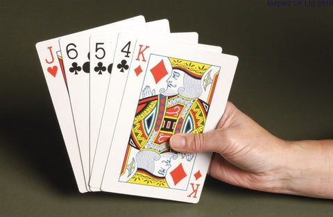 Real Big Playing Cards