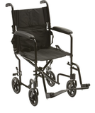 Aluminium Folding Wheelchair