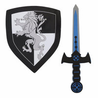 Foam Sword & Shield (Medieval Knight)