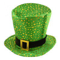 Gold Leaf Leprechaun Hat