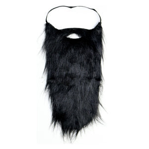 Long Beard (Black)