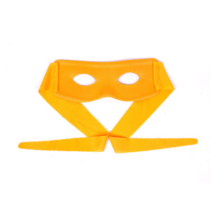 Turtle Hero Mask (Orange Michelangelo)