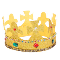 Gold Crown (King or Queen)