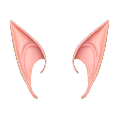 Latex Pixie Elf Ears