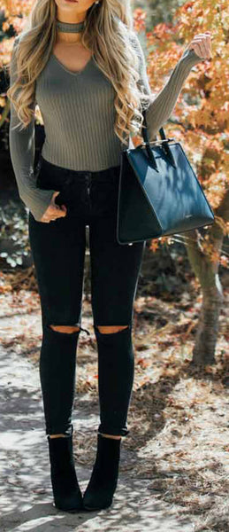 Preppy Fall Back to School Outfits Ideas for Teens for College 2018 Cute Casual Fashion -ideas para el regreso a la escuela - www.GlamantiBeauty.com #outfits