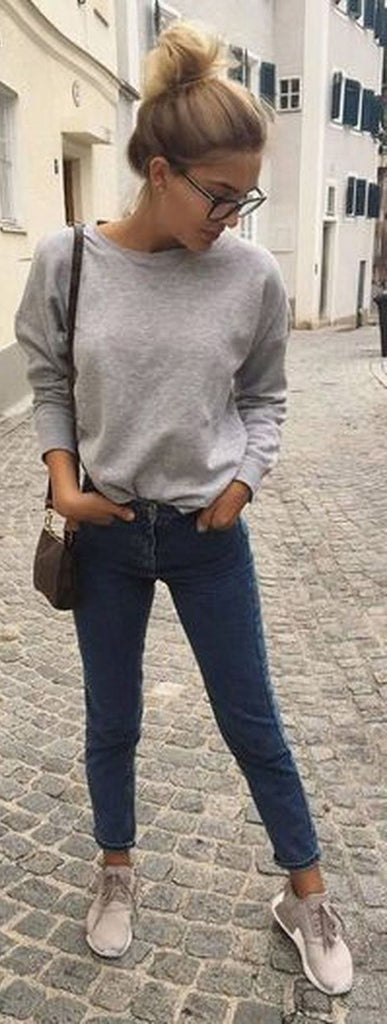 b11eb03af 30+ Cute and Casual Winter Outfit Ideas for School – Glamanti Beauty