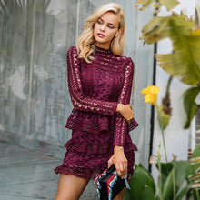 Fancy Evening Party Winter Dress Outfit Ideas 2018 for Women -  Lace Mini - elegante fiesta de noche de invierno vestido de traje Ideas para mujeres - www.GlamantiBeauty.com