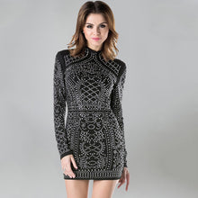 New Years Eve Party Club Going Out Outfit Ideas for Women Mini Dresses Rhinestone -  nuevas ideas de traje de fiesta de fin de año - www.GlamantiBeauty.com