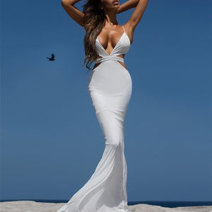 Dresses to Wear to a Wedding for Women Cute Formal White Summer Prom Homecoming Long Dress for Teens - www.GlamantiBeauty.com #dressesDresses to Wear to a Wedding for Women Cute Formal Glitter White Cut Out Sides Summer Prom Homecoming Maxi Mermaid Long Dress for Teens - www.GlamantiBeauty.com #dresses