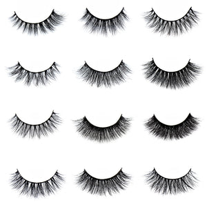 Makeup Products False Eyelashes Fake Lashes Falsies Dramatic Makeup Looks Ideas Baddie How to Get Longer Eyelashes ? - www.GlamantiBeauty.com