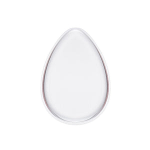 Makeup Products - 3 Rain Drop Shaped Silicone Beauty Blenders Makeup Sponges Contour Foundation - www.GlamantiBeauty.com