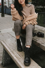 Cute Black Casual Warm Fall or Winter Outfit Ideas for Teens Women for College School - Aurora Popular Oversized Red Soft Comfy Sherpa Teddy Jacket Pixie Coat I am gia dupe - www.Glamantibeauty.com